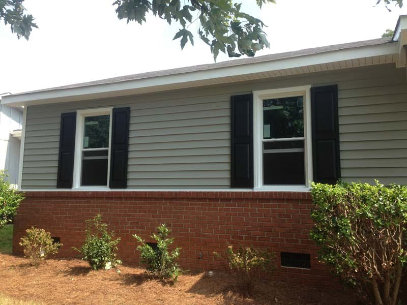 Exterior Home Improvement In Charlotte Nc Affordable Siding Windows